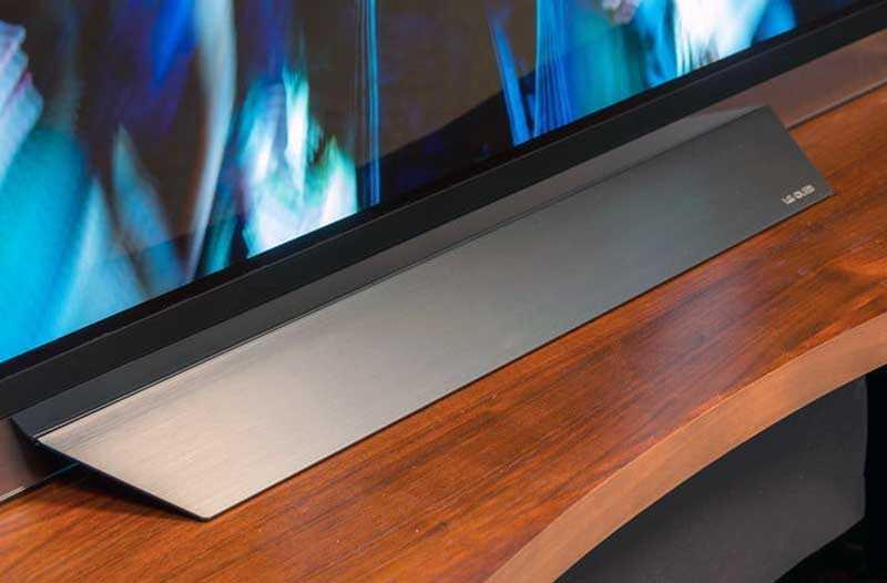 LG OLED TV E8 сравнение