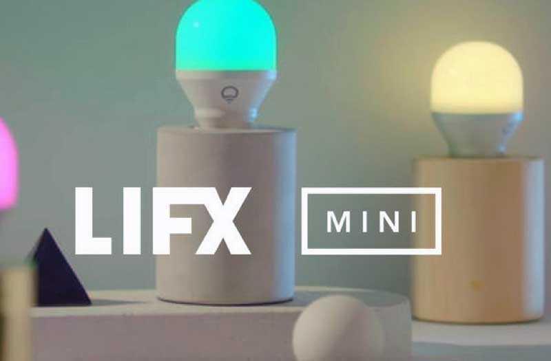 LIFX MINI WHITE
