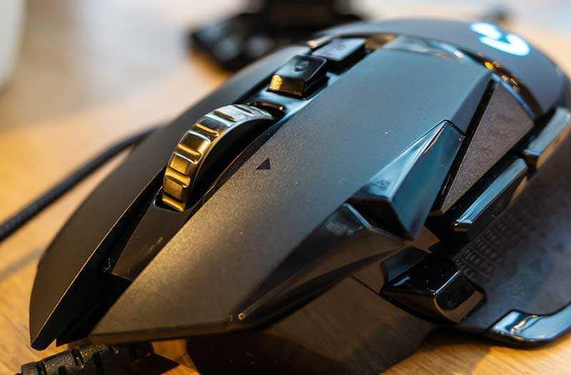 Игровая мышка Logitech G502 HERO