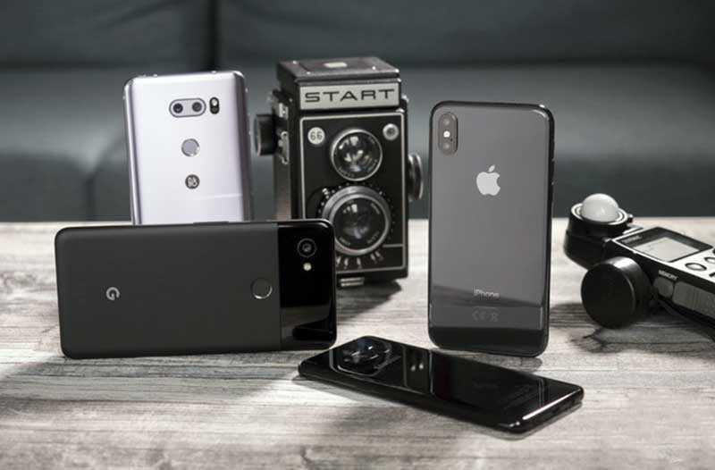 Лучшие камерофоны или смартфоны с лучшей камерой — Подборка TehnObzor