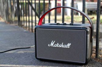 Обзор Marshall Kilburn II Bluetooth-колонки — Отзывы TehnObzor