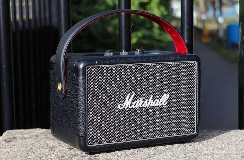 Marshall Kilburn II звук
