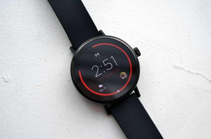 Часы Misfit Vapor 2