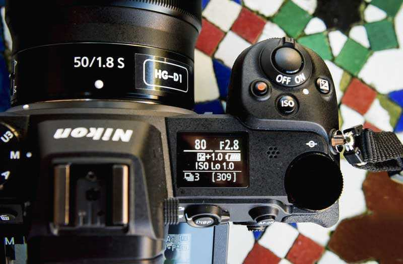 Беззеркалка Nikon Z6