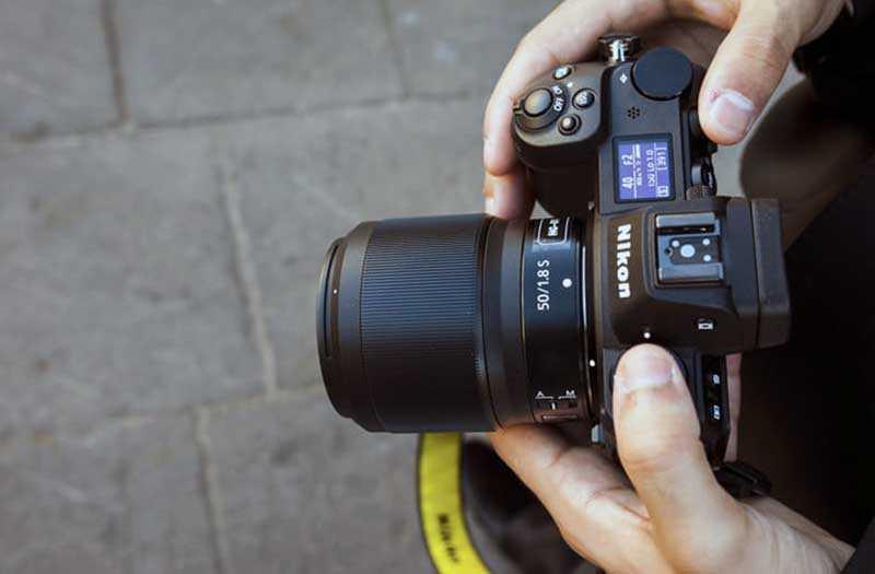 Nikon Z6 корпус