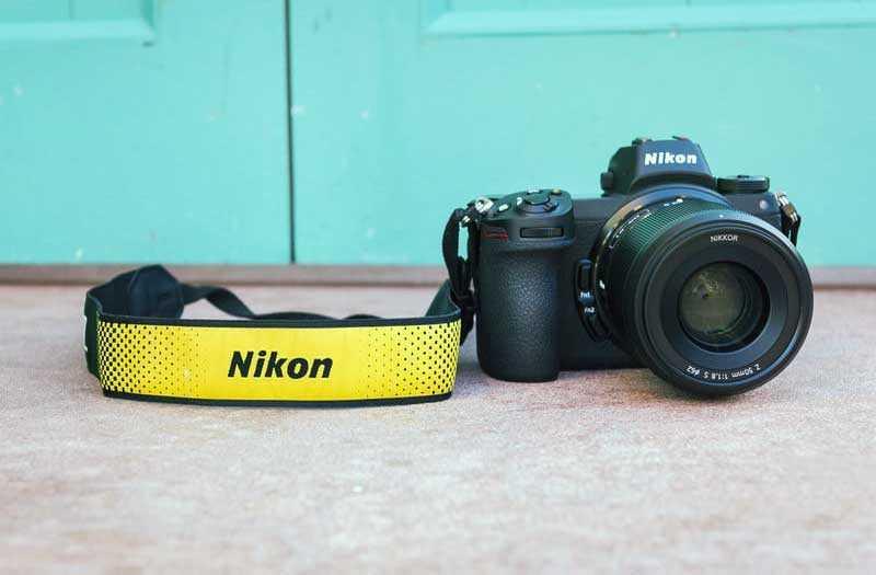 Фотокамера Nikon Z6
