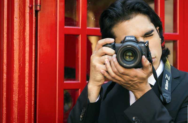 Тест Nikon Z6