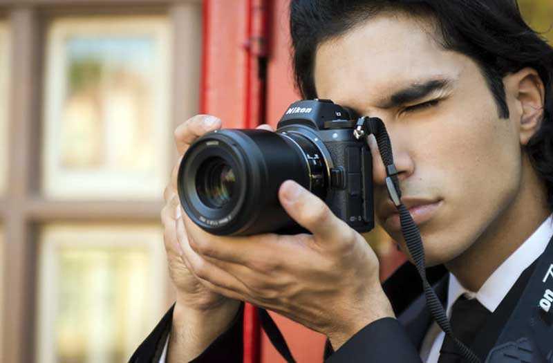 Nikon Z6 дизайн
