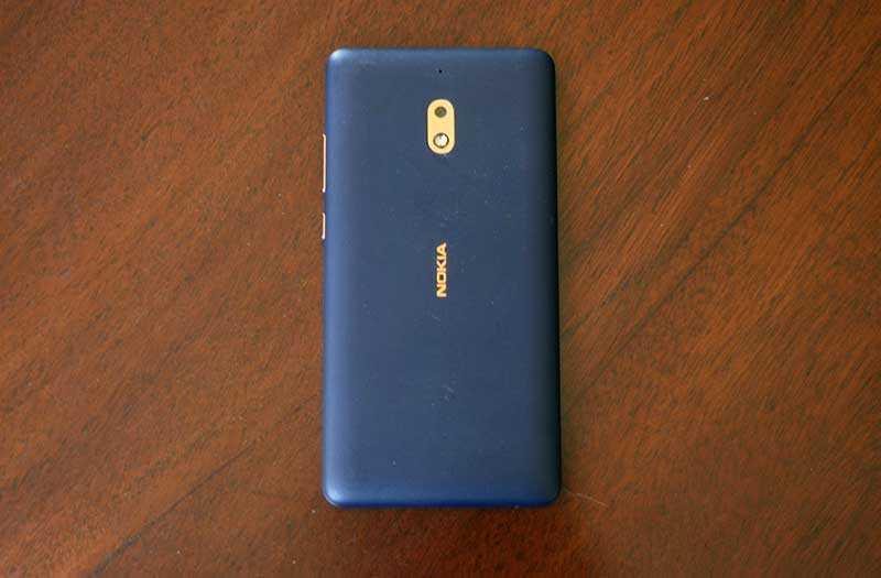 Обзор Nokia 2.1