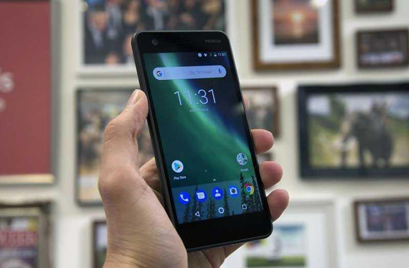 Nokia 2.1 обзор телефона