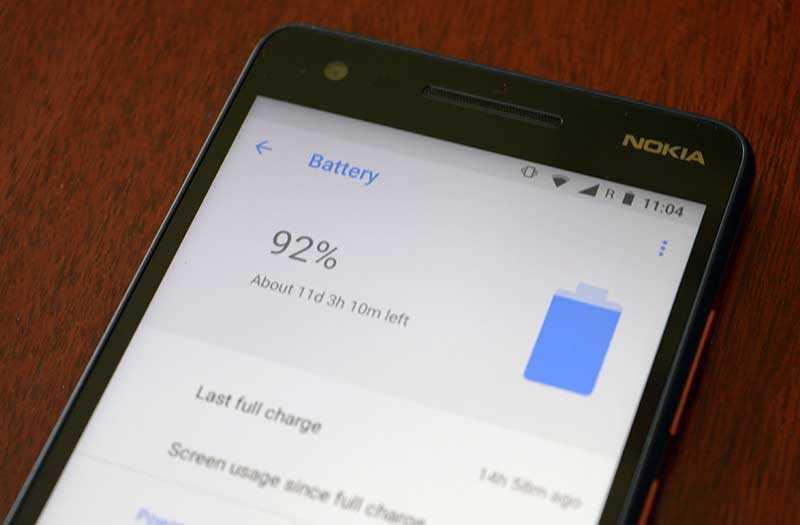Nokia 2.1 аккумулятор