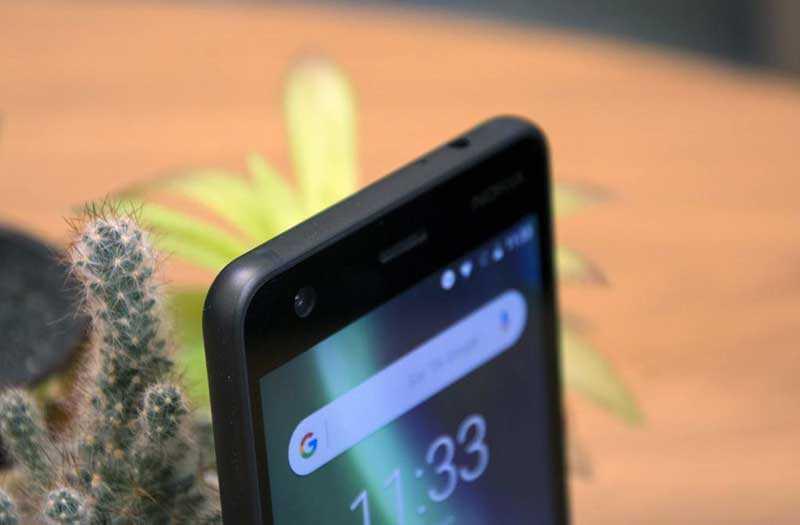 Nokia 2.1 разъём 3,5 мм