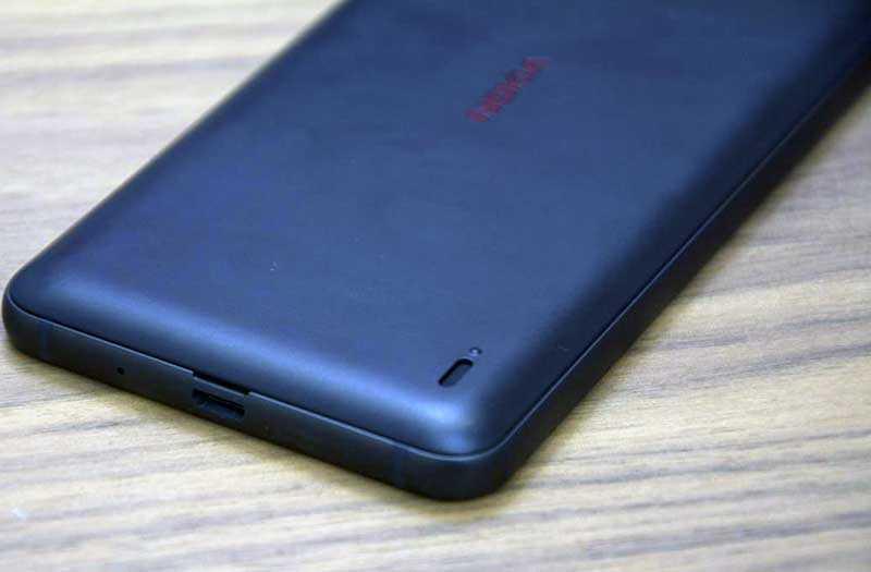 Nokia 2.1 стерео динамик