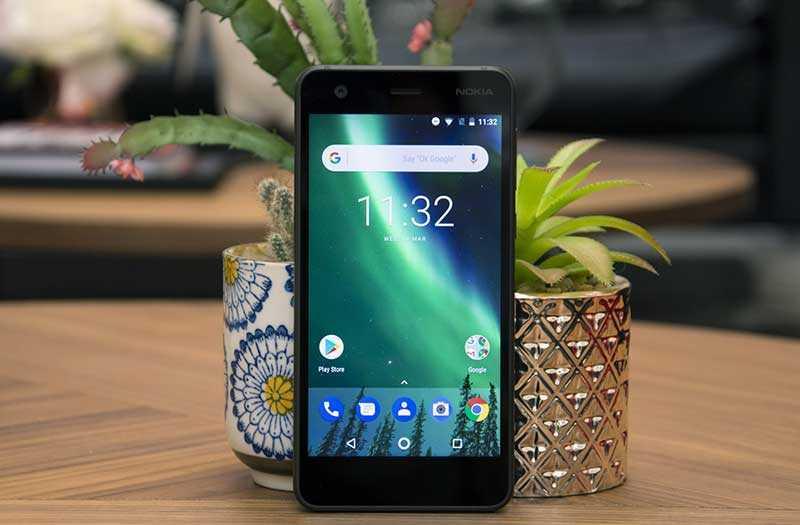 Nokia 2.1 отзывы
