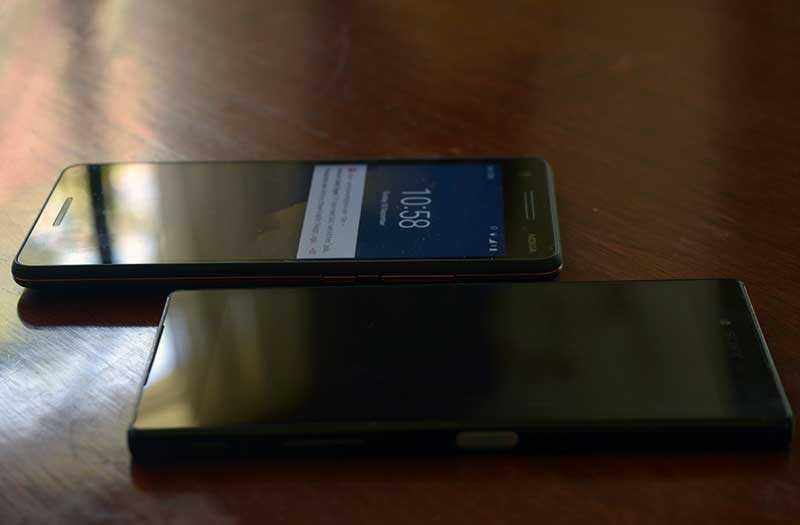 Nokia 2.1 конструкция