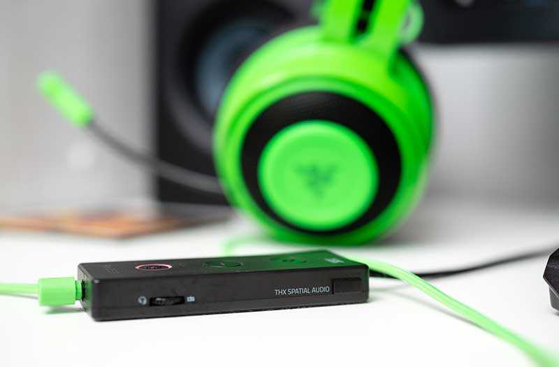 Наушники Razer Kraken Tournament Edition