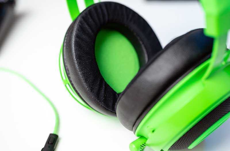 Razer Kraken Tournament Edition комфорт