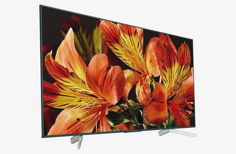 SONY XBR65X850F 4K ULTRA HD SMART TV — 65 дюйм