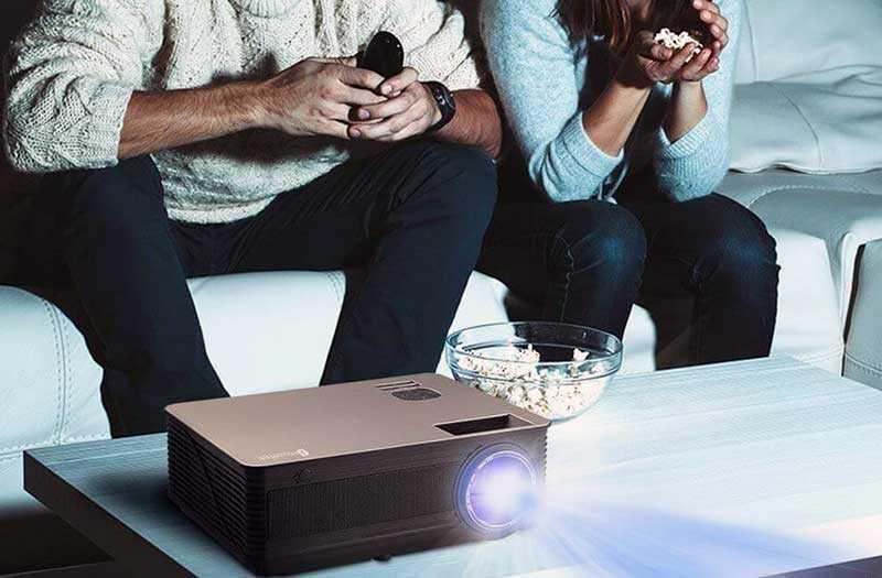 Touyinger M5 проектор