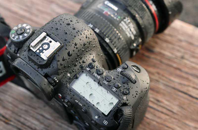Всепогодные камеры
