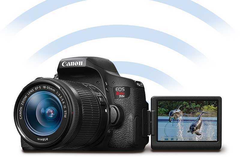 Wi-Fi в камерах