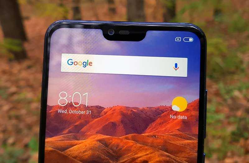 Xiaomi Mi 8 Lite обзор