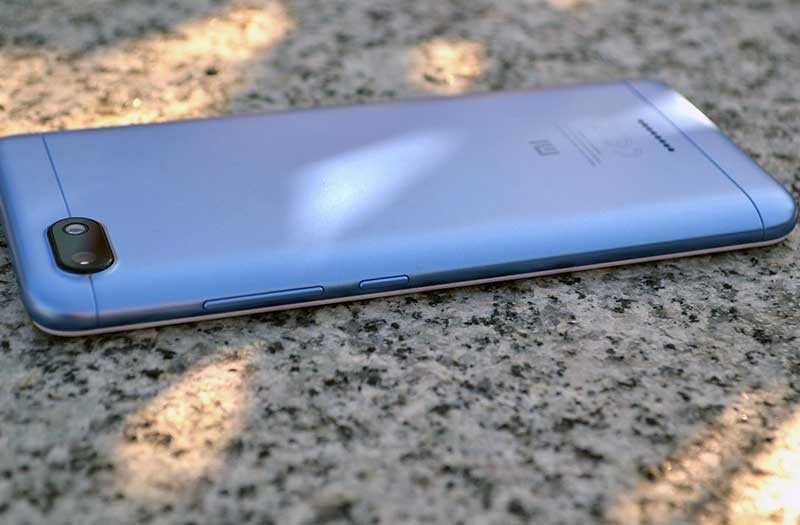 Xiaomi Redmi 6A справа
