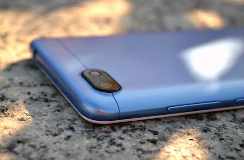 Xiaomi Redmi 6A камеры