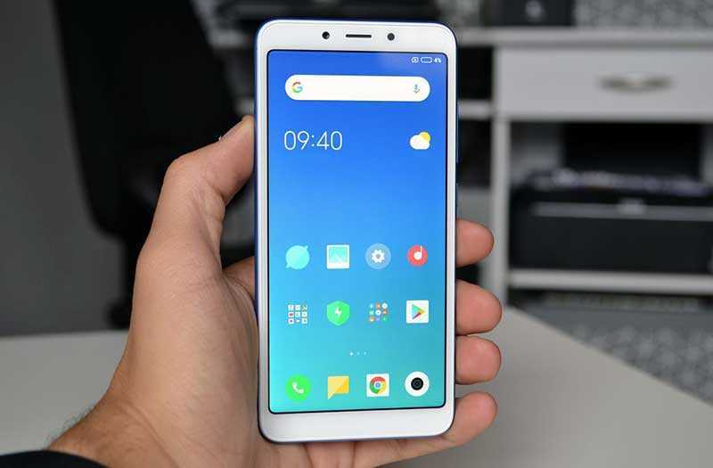 Xiaomi Redmi 6A дисплей