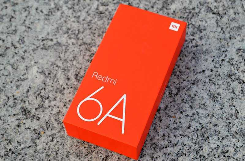 Xiaomi Redmi 6A отзывы
