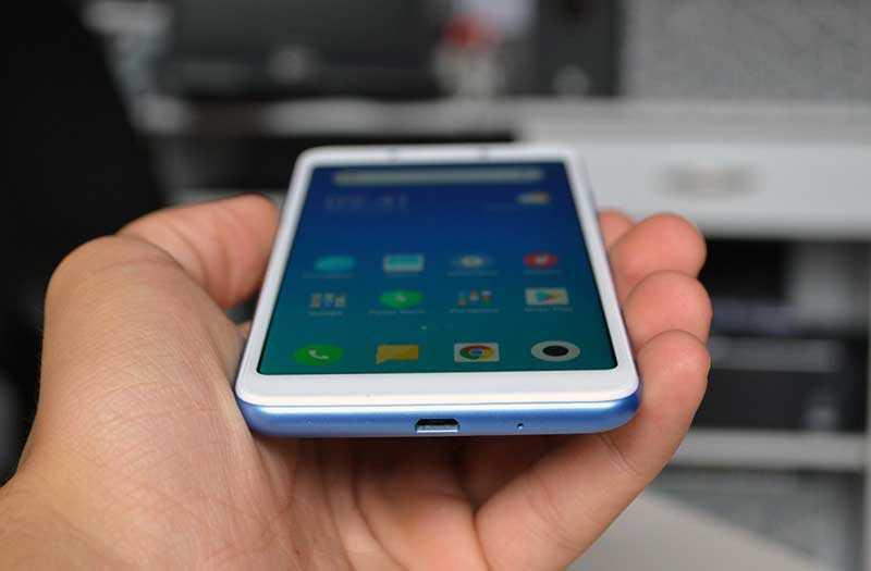 Xiaomi Redmi 6A производительность