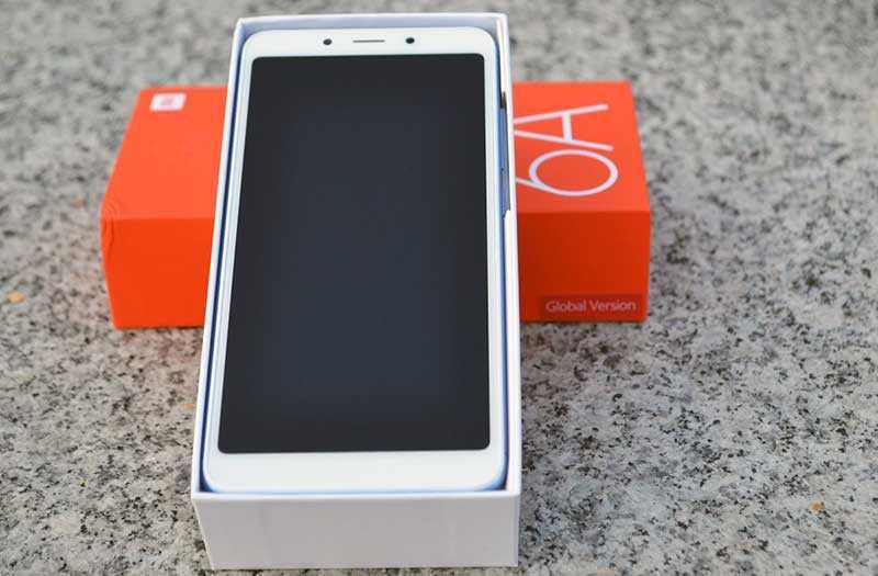 Характеристики Xiaomi Redmi 6A