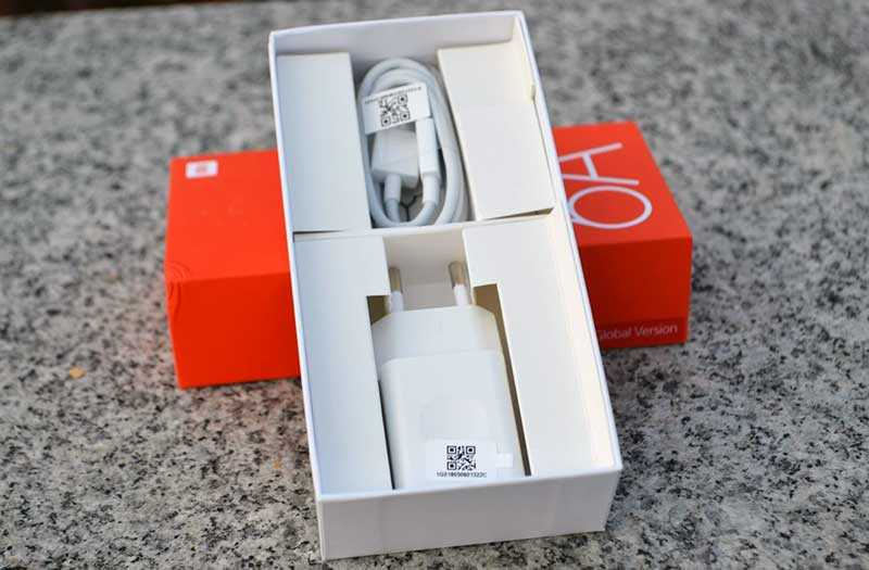 Xiaomi Redmi 6A из коробки