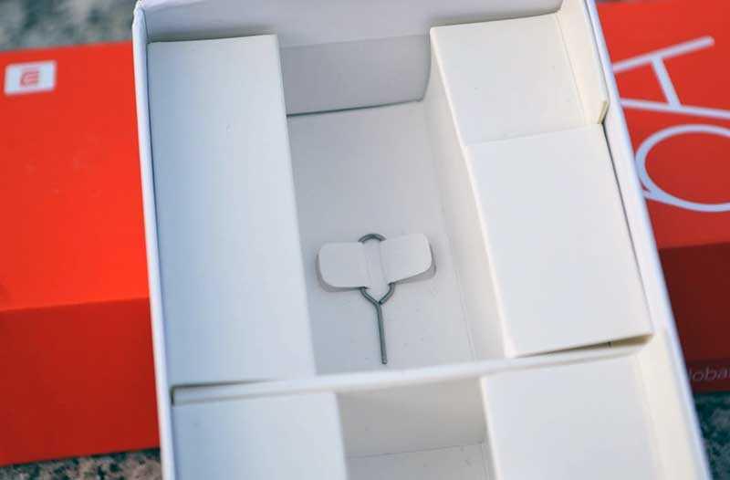 Xiaomi Redmi 6A скрепка