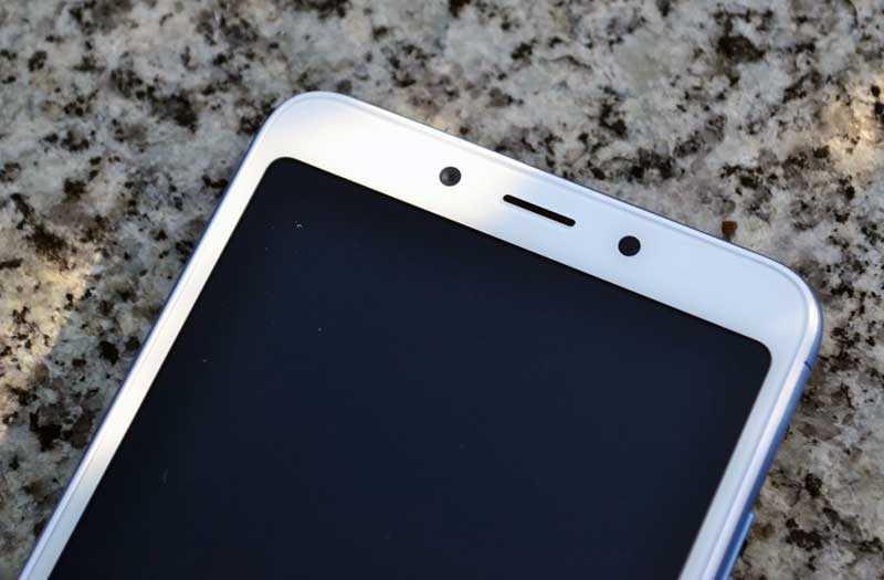 Xiaomi Redmi 6A передняя камера