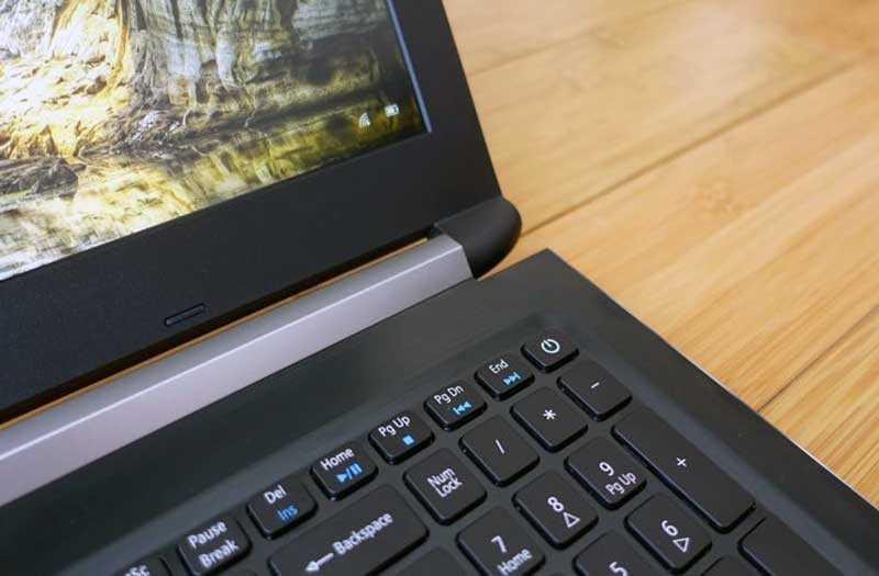Acer Aspire 7 A715-72G графика