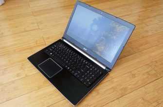 Обзор Aspire 7 A715-72G мультимедийного ноутбука — Отзывы TehnObzor
