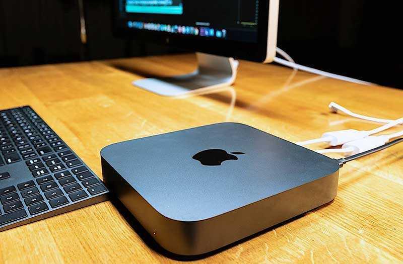 Обзор Apple Mac Mini 2018