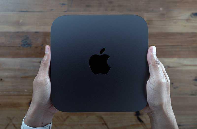Тест Apple Mac Mini 2018