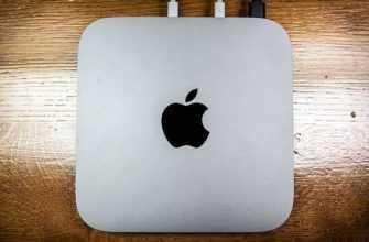 Обзор Apple Mac Mini 2018 обновлённого мини-ПК — Отзывы TehnObzor