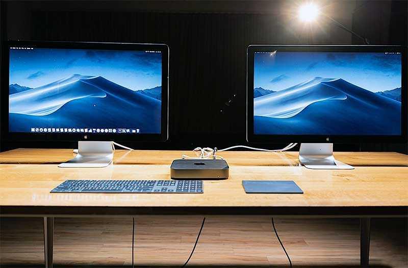 Apple Mac Mini 2018 компоненты