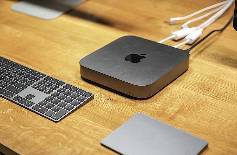 Apple Mac Mini 2018 железо