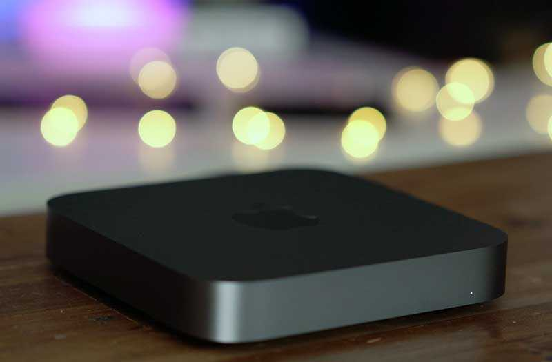 Apple Mac Mini 2018 производительность