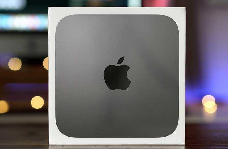 Apple Mac Mini 2018 конфигурации