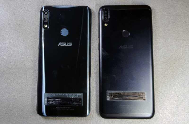 Asus Zenfone Max Pro M2 сзади