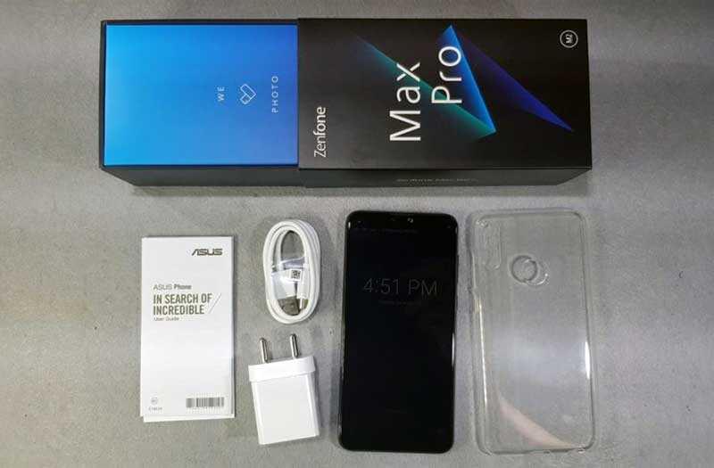 Asus Zenfone Max Pro M2 характеристики