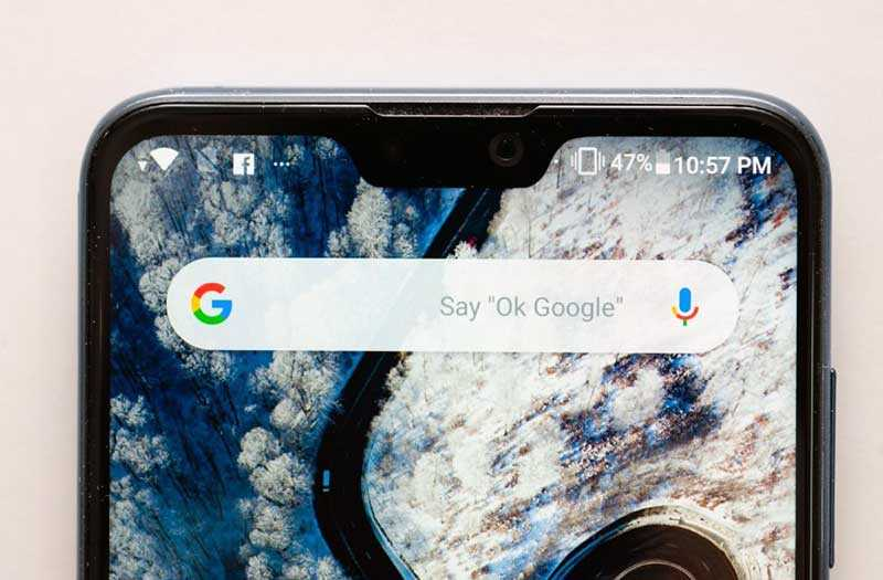 Asus Zenfone Max Pro M2 экран