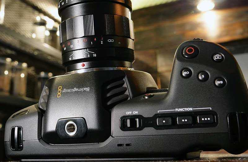 Blackmagic Pocket Cinema Camera 4K отзывы