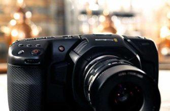 Обзор Blackmagic Pocket Cinema Camera 4K революционной камеры — Отзывы TehnObzor