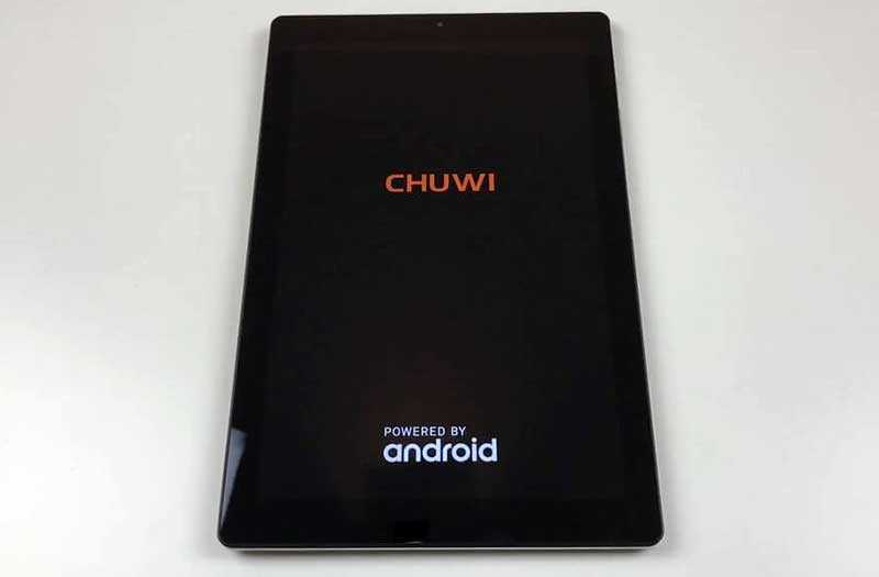 Характеристики Chuwi HiPad